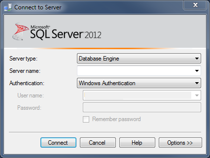 Installing Sql Server Management Studio Ssms 2012 Ben Piper
