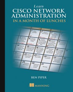 Learn Cisco Network Administration book